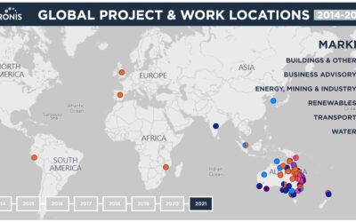 Global Projects & World Locations – 2021 Update